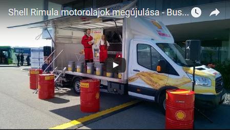 Shell Rimula motorolajok. Egy jó döntés! Mi már meghoztuk! És Ön?